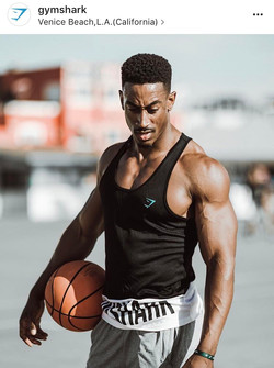 Alex Wilrigh x GymShark