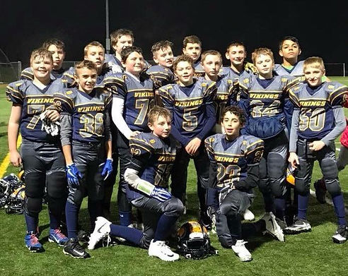 Vernon Youth Football Team