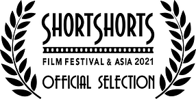 SSFF 2021 Official Laurel Selection Black背景白.png