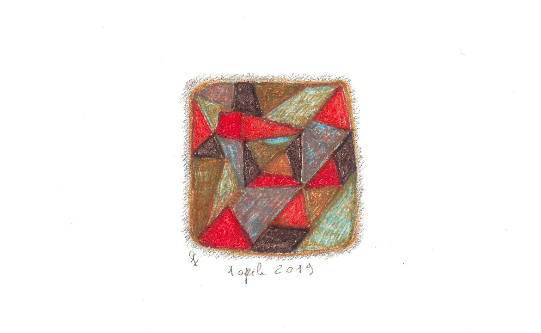 mosaico 4, 1 aprile