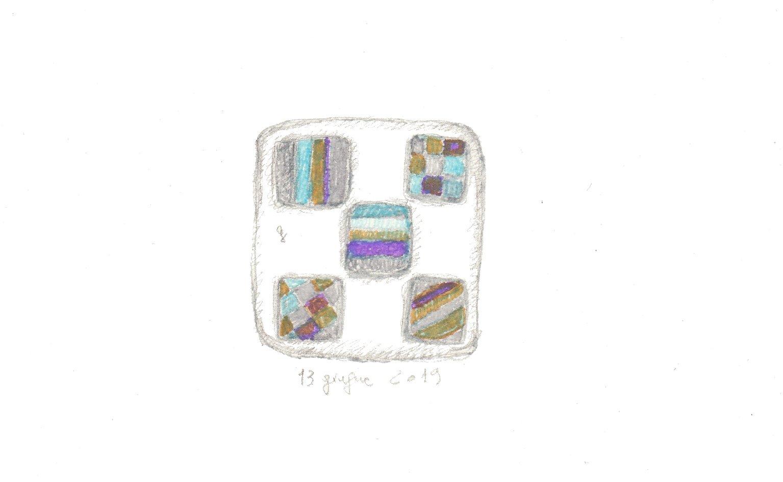 mosaico 13 giugno 2019
