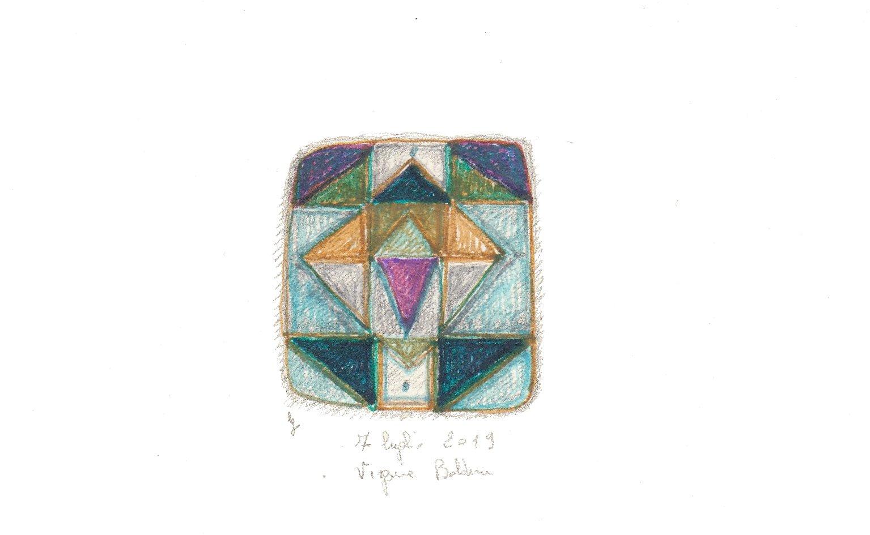 mosaico 2, 7 luglio 2019