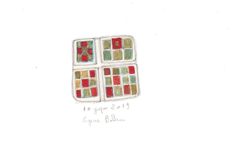 mosaico 10 giugno, 2