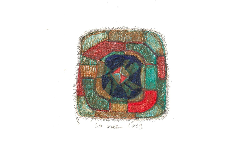 mosaico 1, 1 aprile