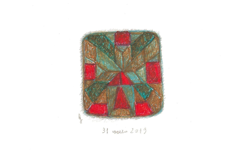 mosaico 2, 1 aprile