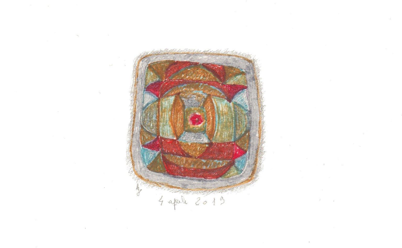 mosaico 4, 6 aprile
