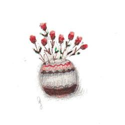 vaso fiori 5