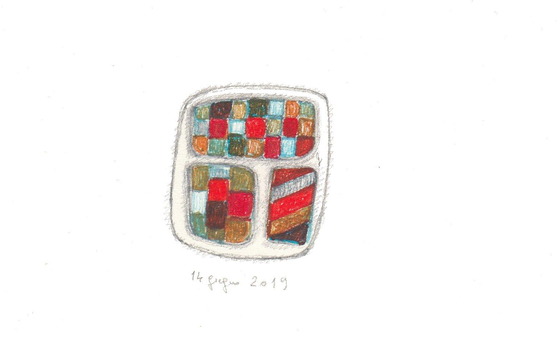 mosaico 14 giugno