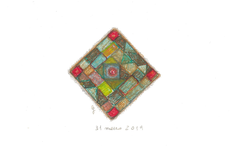 mosaico 3, 1 aprile