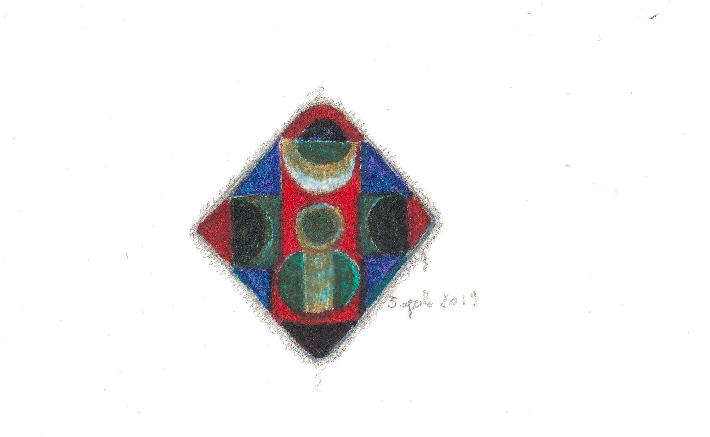 mosaico 6, 6 aprile