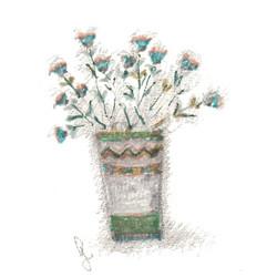vaso fiori 4