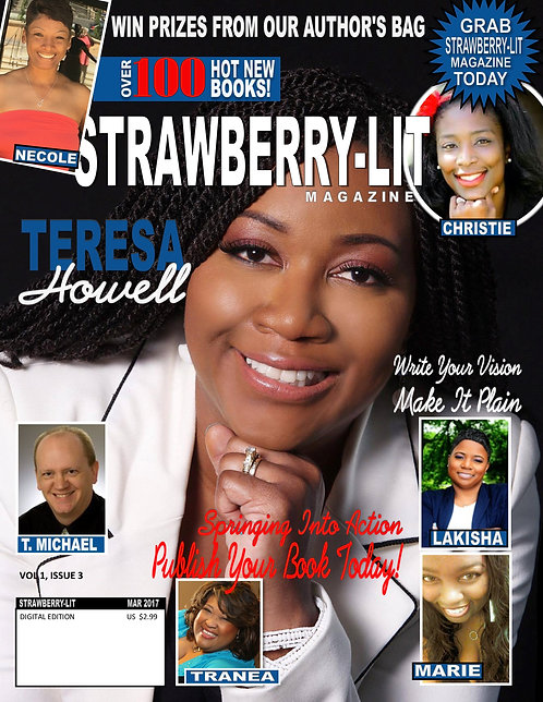 Strawberry-Lit Magazine Vol1-Iss3