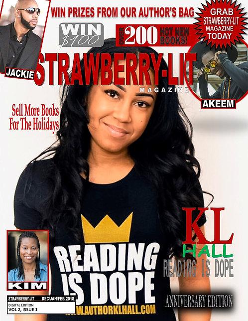 Strawberry-Lit Magazine Vol2-Iss1