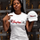 Thumbnail: SLM White T-Shirt & Hat for Women