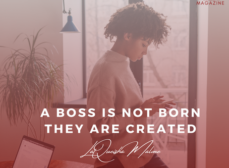 Bosses Are Created | Strawberry-Lit Magazine