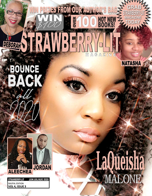 Strawberry-Lit Magazine Vol4-Iss3