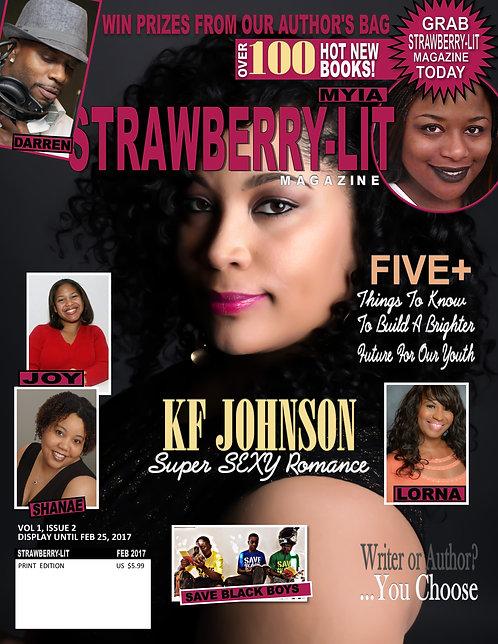 Strawberry-Lit Magazine Vol1-Iss2
