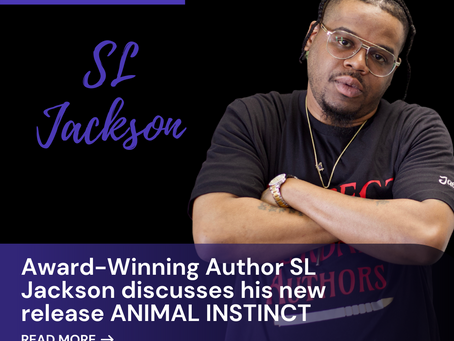 SL Jackson: The Most High | Strawberry-Lit Magazine