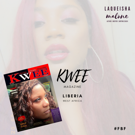 KWEE Liberian Literary Magazine | LaQueisha Malone