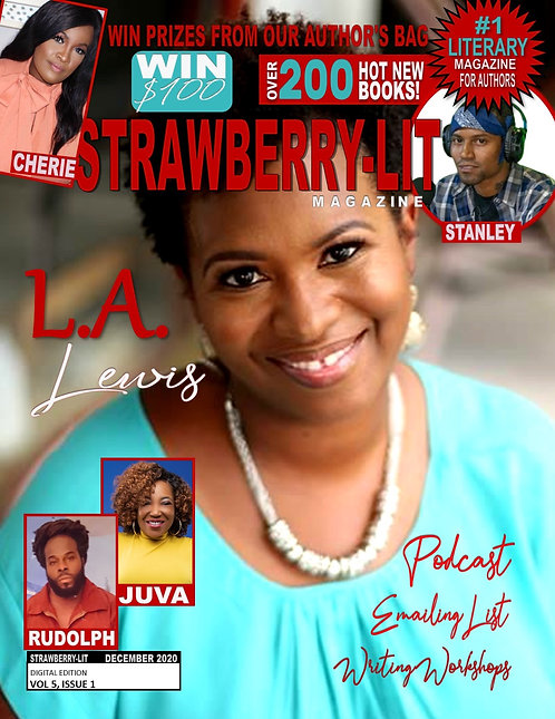 Strawberry-Lit Magazine: Vol5 | Iss1