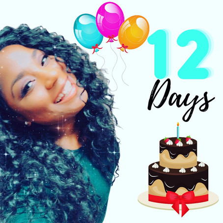 12 Days to Go! | LaQueisha Malone