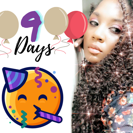 9 Days to Go! | LaQueisha Malone