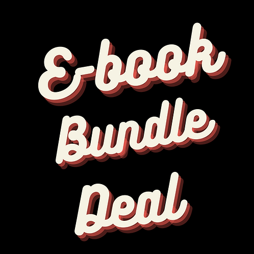 E-book Bundle Deal - Start + Pack Out Your Daycare