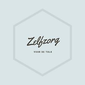 zelfzorg voor de tolk logo