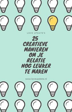 voorkant van 25 creatieve manieren om j