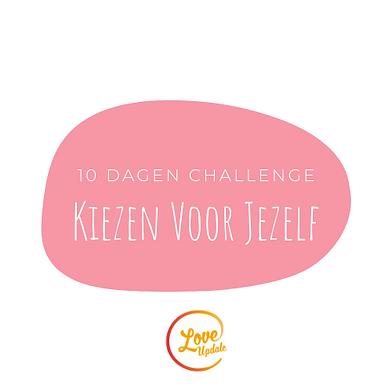 10 dagen challenge kiezen voor jezelf lo