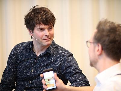 Maarten Vogelaar-spreker