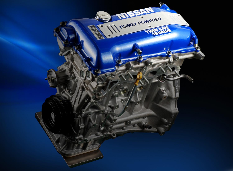 Engine/Transmission