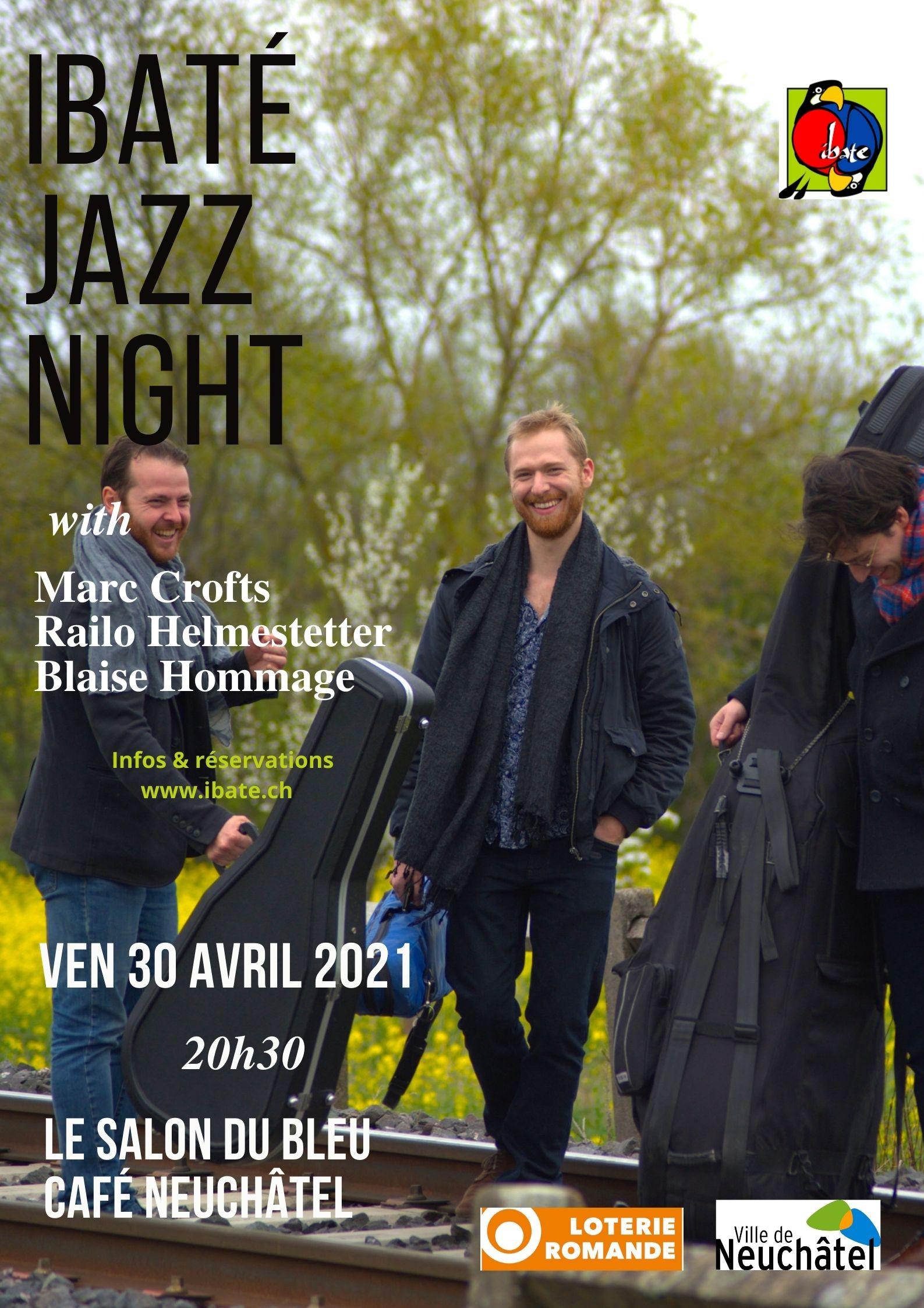 Ibaté jazz night