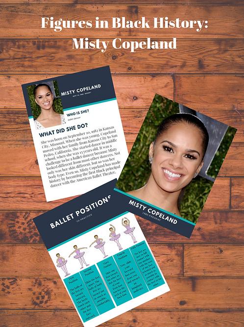 Figures in Black History: Misty Copeland