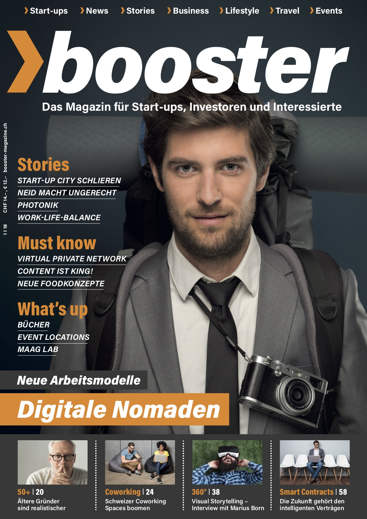 booster Magazin