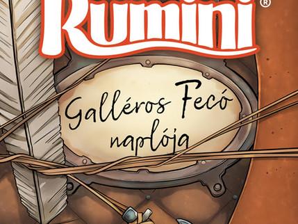 Megjelent a Rumini 4. és 5. része puha borítóval, új illusztrációkkal