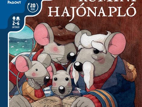 Új kártyajáték: Rumini-Hajónapló