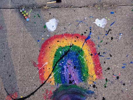 Rainbows and Shit