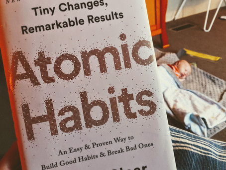 Three Big Ideas from Atomic Habits