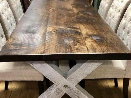 A Kitchen Table Vision