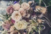 Hochzeiten, Blumendekoration Blumenstauß Rosen Gärnerei Köster