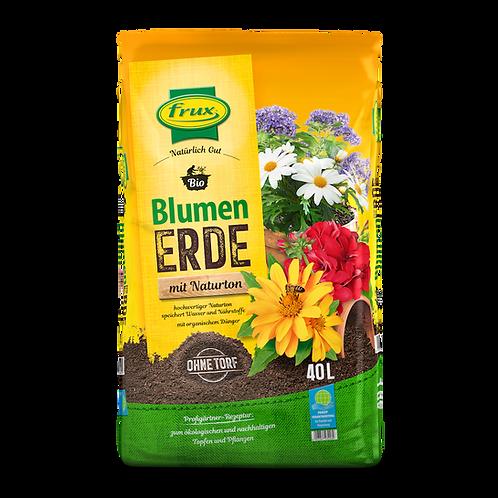 BIO Blumenerde mit Natron 40L