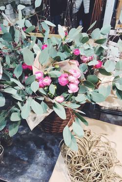 Blumenstrauß Köstler Floristik