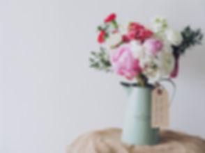 Bouquet, Blumenstrauß, Frühling, Floristik, Gärtnerei Köstler