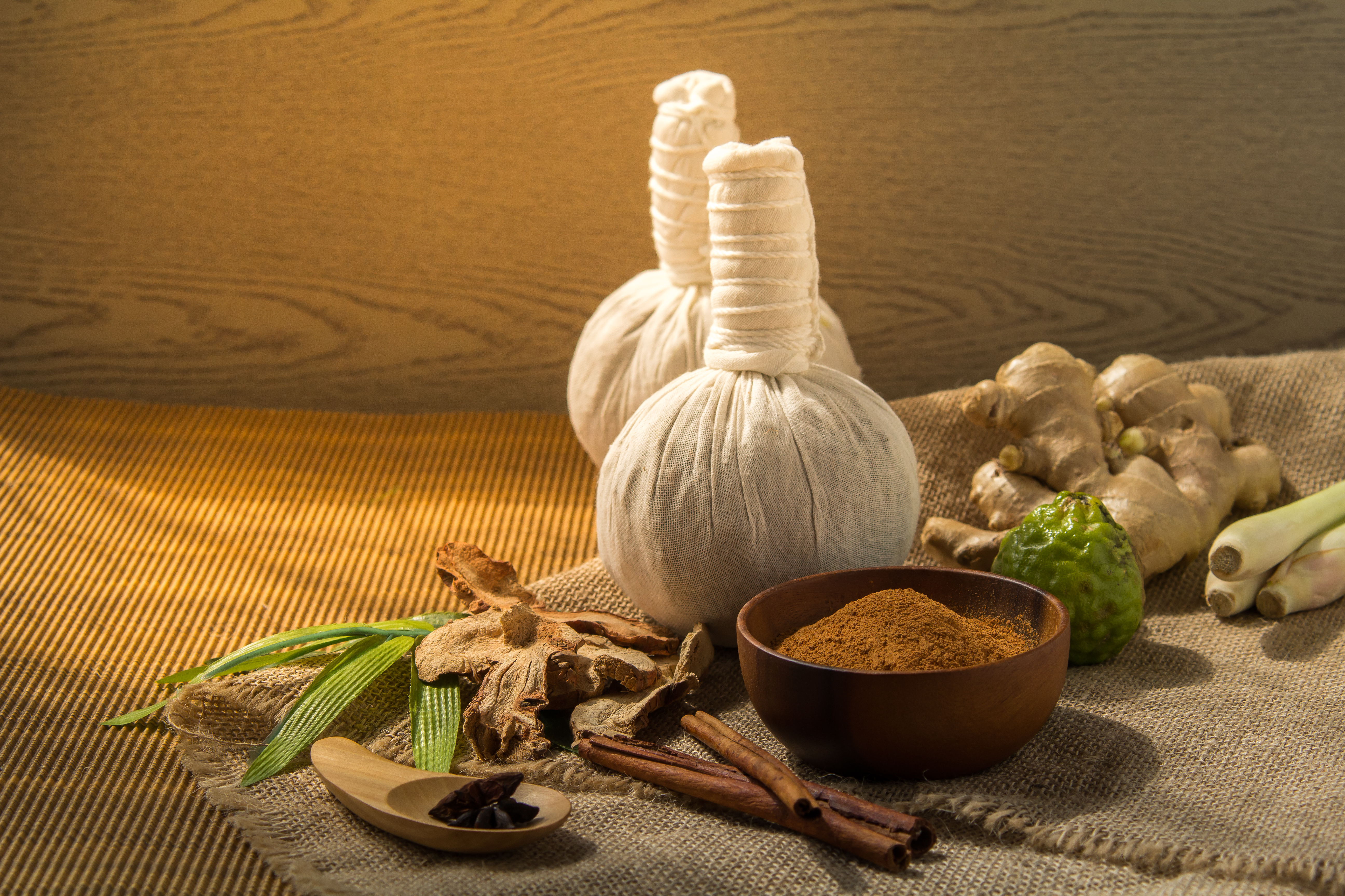 Thai herbs and spa massage, Nature medic