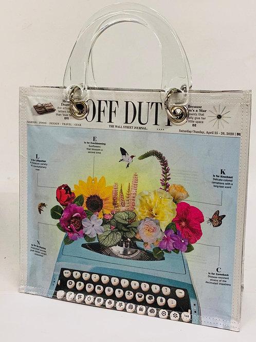 STELLA - Typewriter Flowers