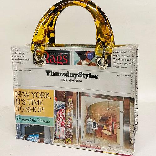 COCO-Thursday Styles NY Shopping