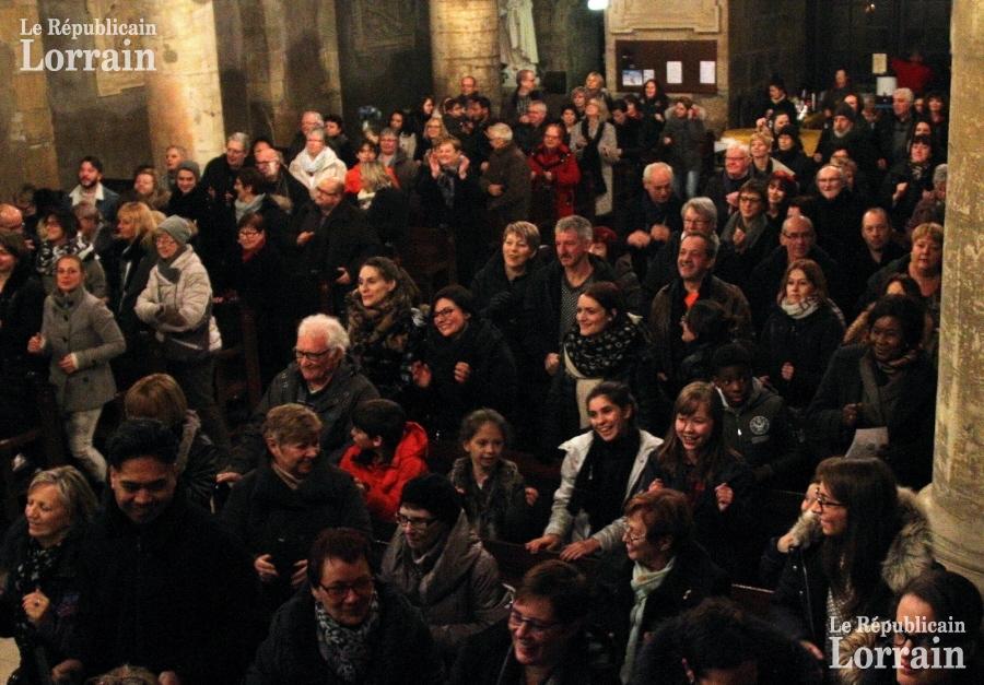 Concert 12-2016 à Longwy