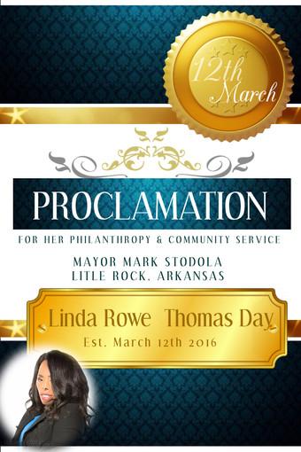 Libda Rowe Thomas Day