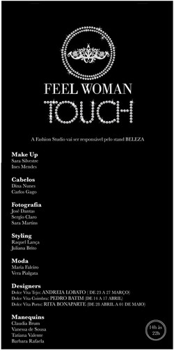 FEEL WOMAN TOUCH